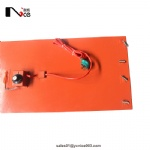 Silicone oil drum heater in stock